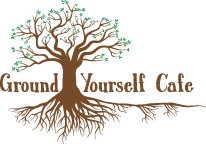 Ground Yourself Cafe Logo